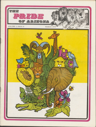 The Pride of Arizona, Vol. 3, Number 2 (March, 1979)