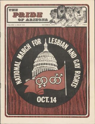 The Pride of Arizona, Vol. 3, Number 8 (October, 1979)
