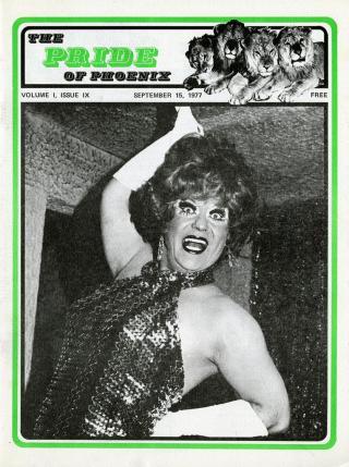 The Pride of Phoenix, Vol. 1, Number 9, (September 15, 1977)