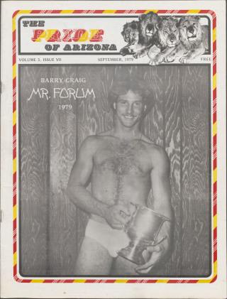 The Pride of Arizona, Vol. 3, Number 7 (September, 1979)