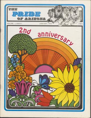 The Pride of Arizona, Vol. 3, Number 1 (January, 1979)