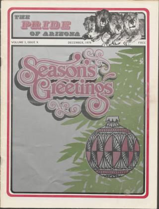 The Pride of Arizona, Vol. 3, Number 10 (December, 1979)