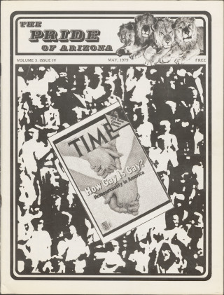 The Pride of Arizona, Vol. 3, Number 4 (May, 1979)