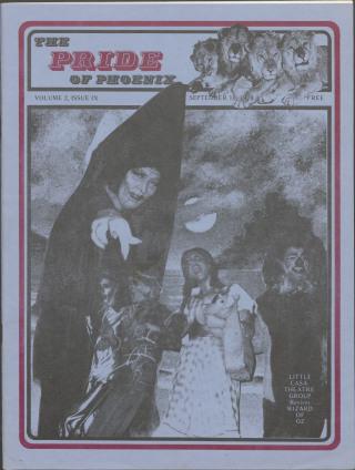 The Pride of Phoenix, Vol 2, Number 9 (September 16, 1978)