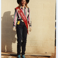 Ms. Arizona Gay Rodeo Association 1992